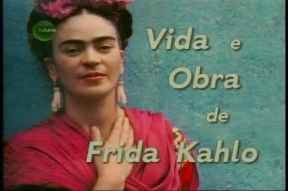 A Vida e a Obra de Frida Kahlo