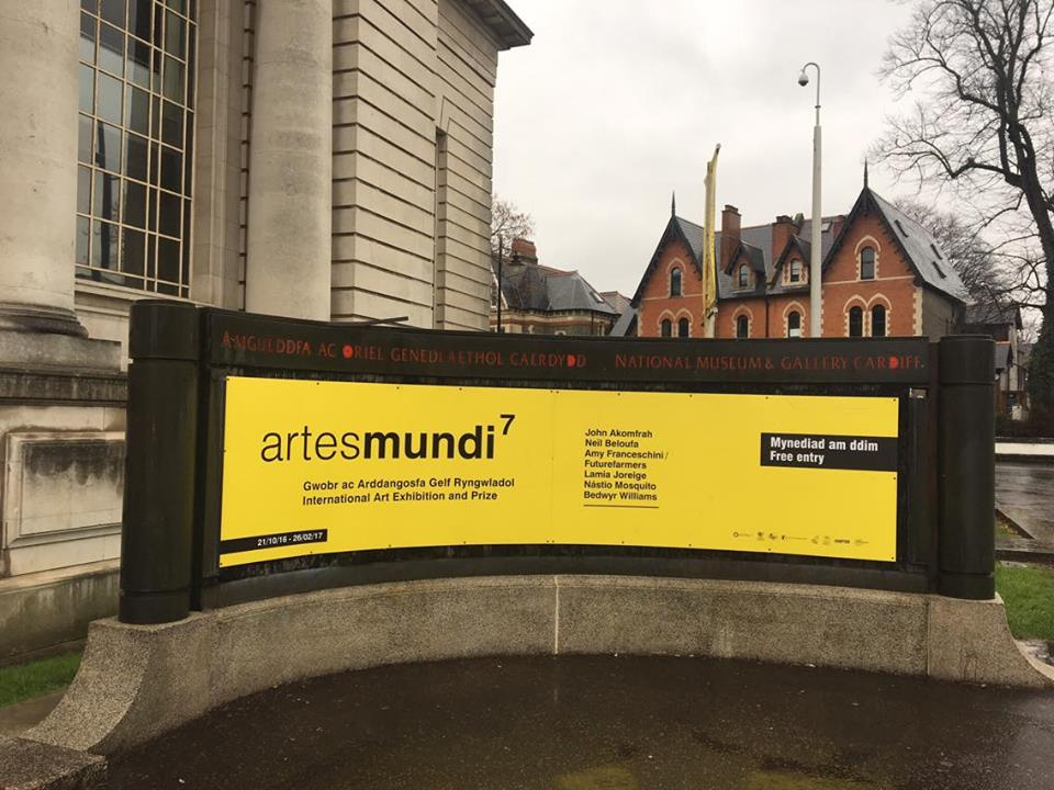 Artes Mundi 7 – National Museum of Wales