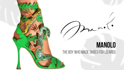 Manolo – The Boy Who Made Shoes for Lizards