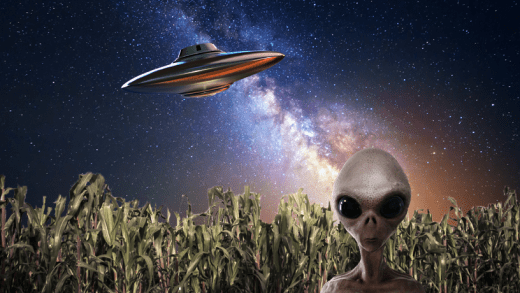 Alien Contact – Outer Space