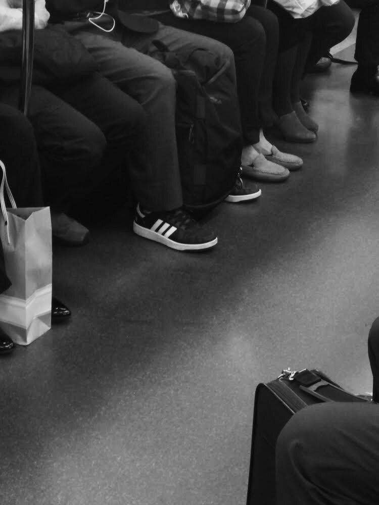 電車 電車内 風邪 通勤