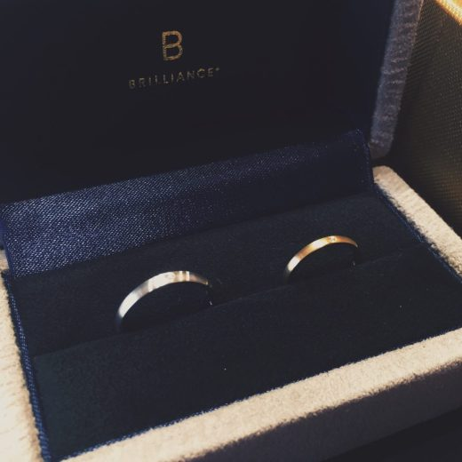 銀座で「ここで買いたい」と即決したブリリアンスプラスの結婚指輪の話
