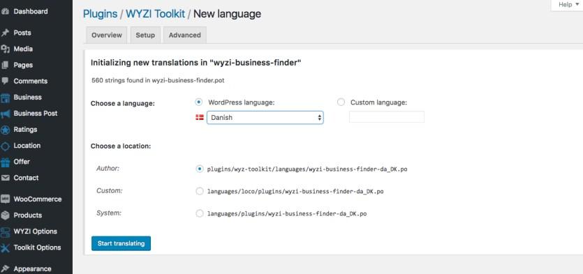 wyzi-loco-translate-plugin-toolkit