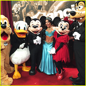 Dancing with the stars  Disney theme!