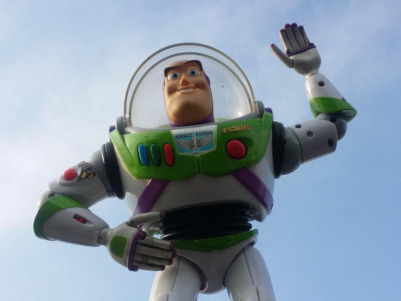 Toy Story Mania Disney's Hollywood Studios