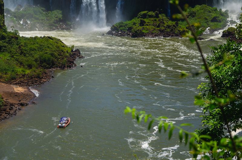 Passeio Ecológico Iguazú