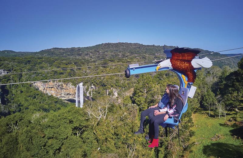 Eagle Parques da Serra