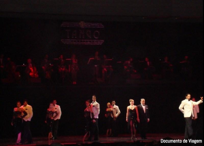 Tango Porteño Señor Tango