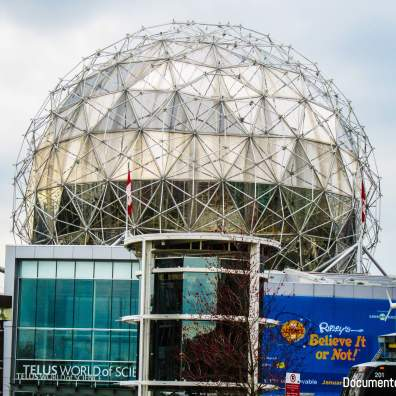 Telus World of Science Canadá