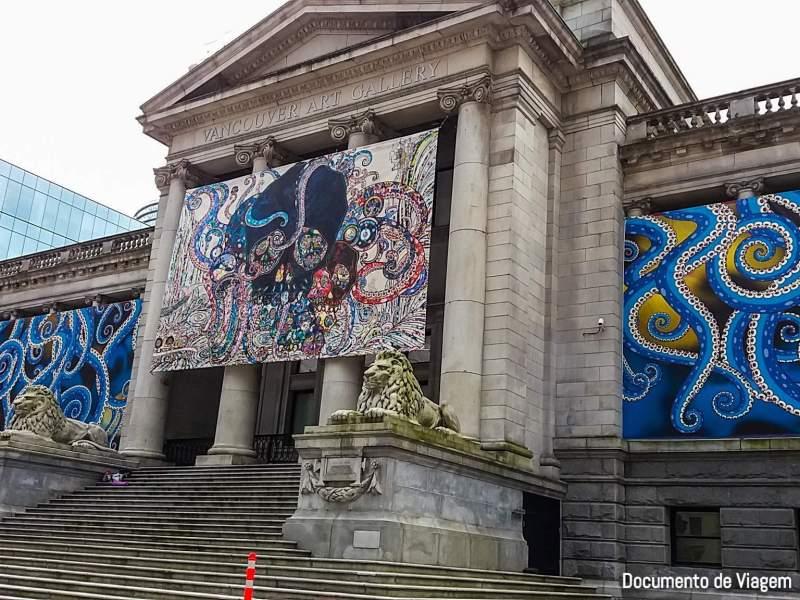 Galerias de arte do Canadá