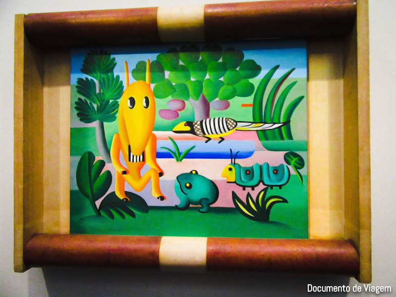 A Cuca - Tarsila do Amaral (1924)