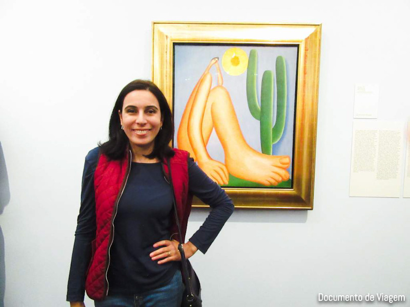 Abaporu - Tarsila do Amaral (1928)