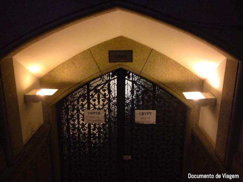 Cripta da Sé