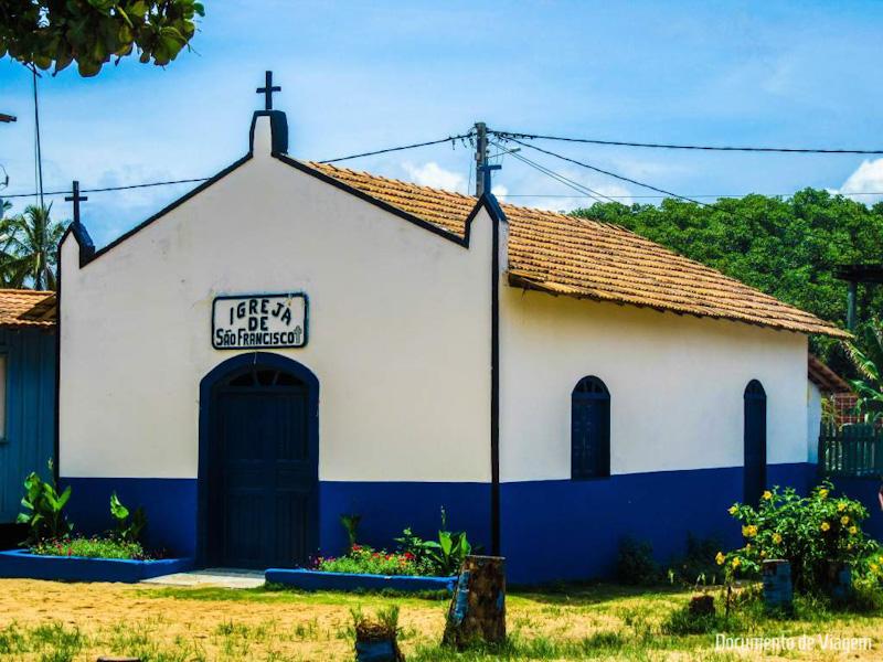 Igreja de São Francisco - Corumbau