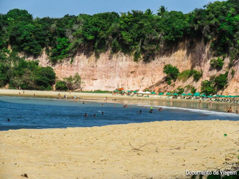 Praia Baia dos Golfinhos
