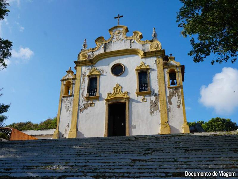 Igreja matriz de Fernando de Noronha