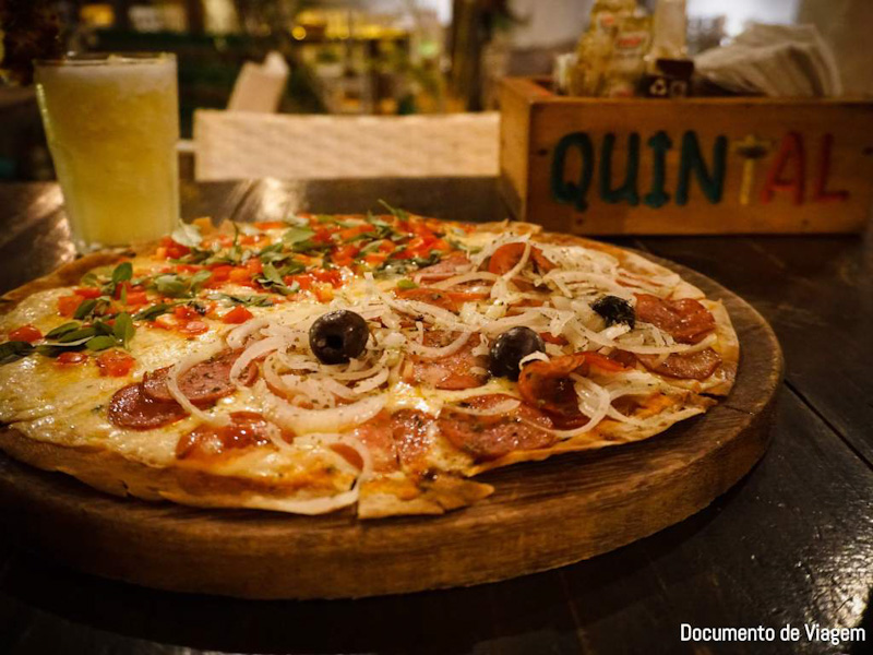 Quintal Pizzaria