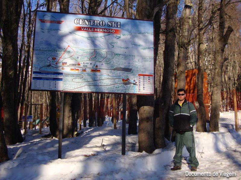 Valle Hermoso centro Ski