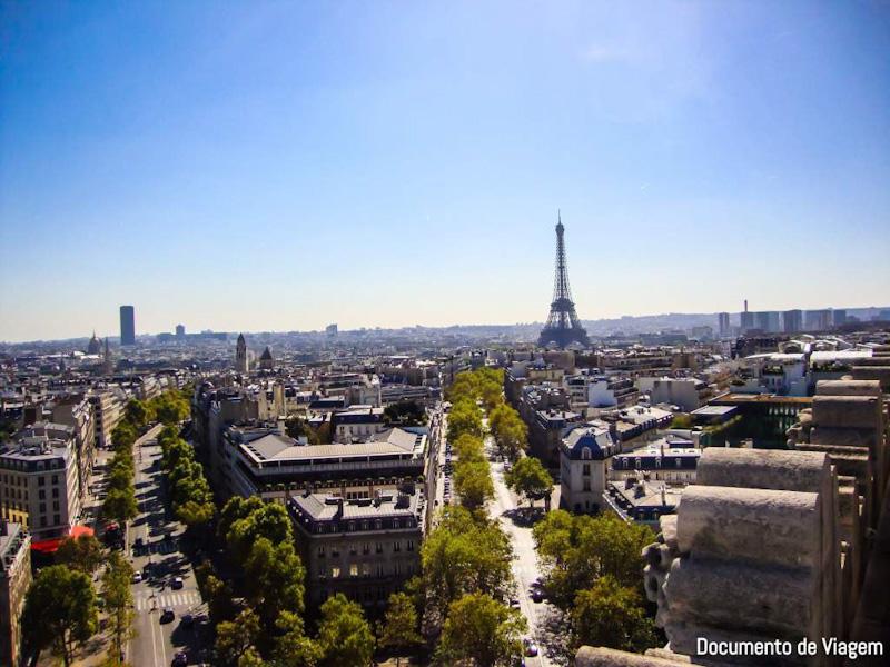 Paris como ir