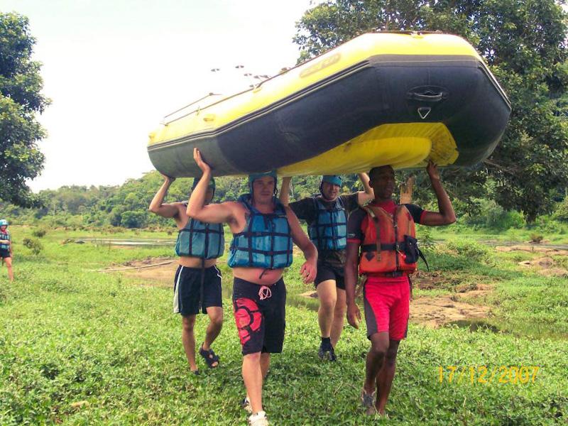 Planeta Rafting