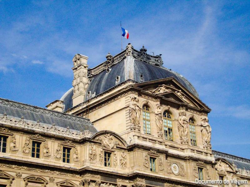 Onde fica o Museu do Louvre