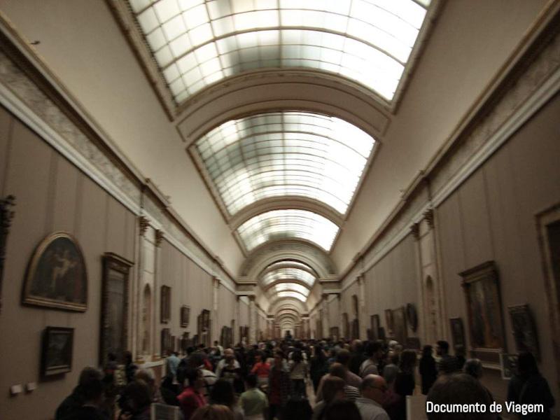 Museu do Louvre obras