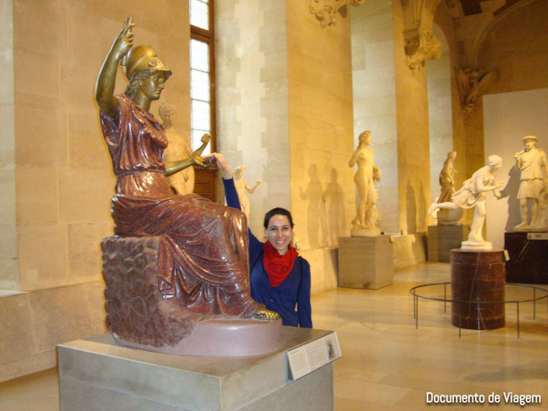 Como ir ao Museu do Louvre