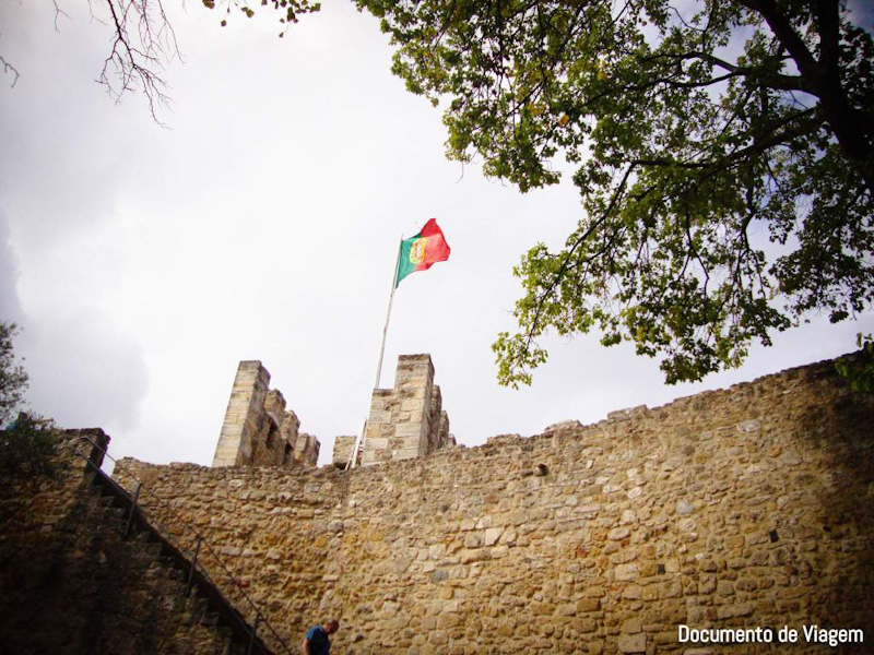 Castelo de São Jorge como ir
