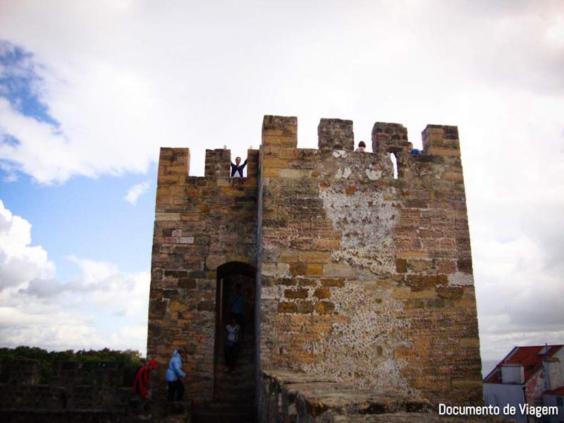 Castelo de São Jorge entrada