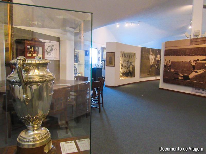 Museu do Futebol Montevidéu