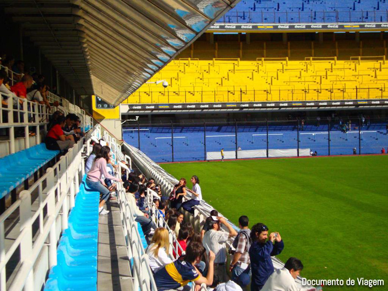 Estádio do Boca Juniors