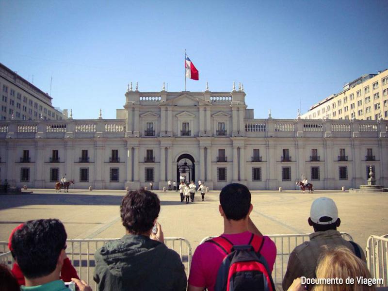 Santiago do Chile o que fazer