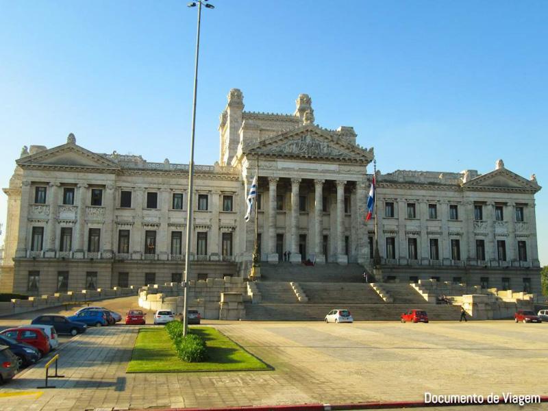 Palácio Legislativo Montevidéu