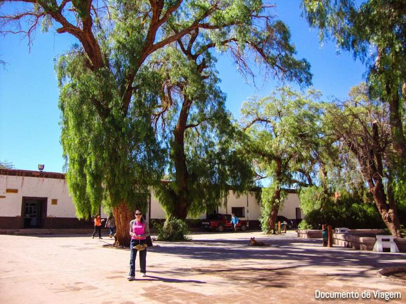 San Pedro de Atacama a Calama