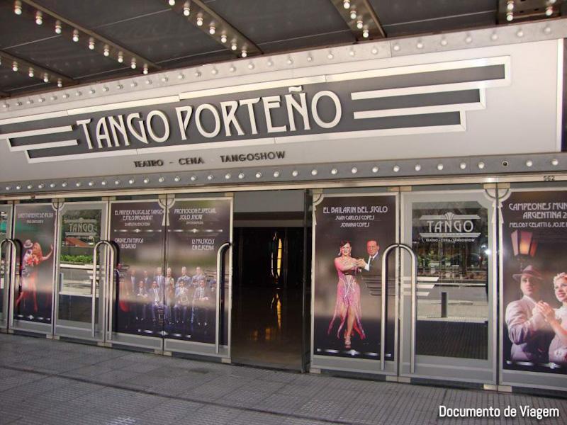 Tango Porteño onde comprar