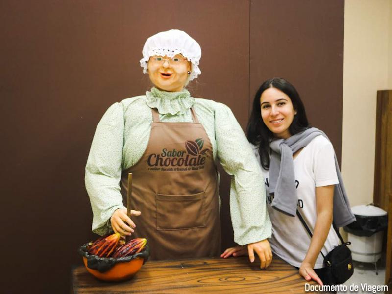 Sabor Chocolate MG