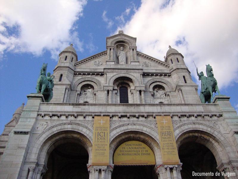 Basílica Sacré-Coeur Paris
