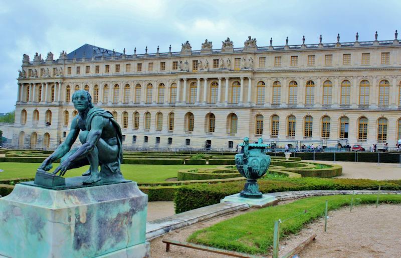 Palácio de Versalhes Paris