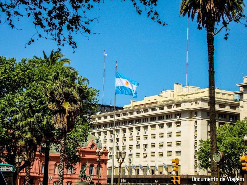 Plaza Mayo Buenos Aires