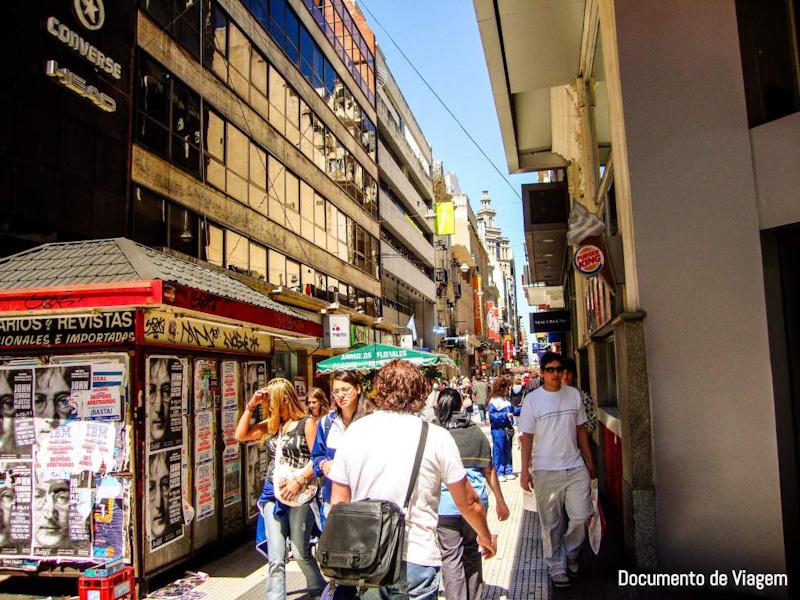 Rua Florida Buenos Aires