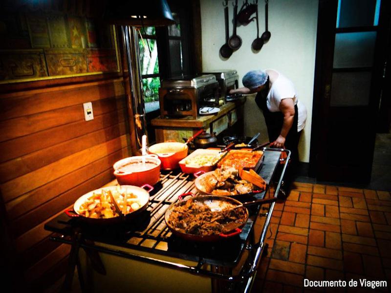 Restaurante Bêrga Mótta Ecoparque Sperry