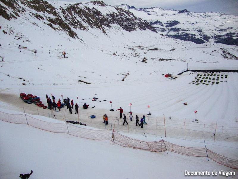 Estações de Esqui Chile