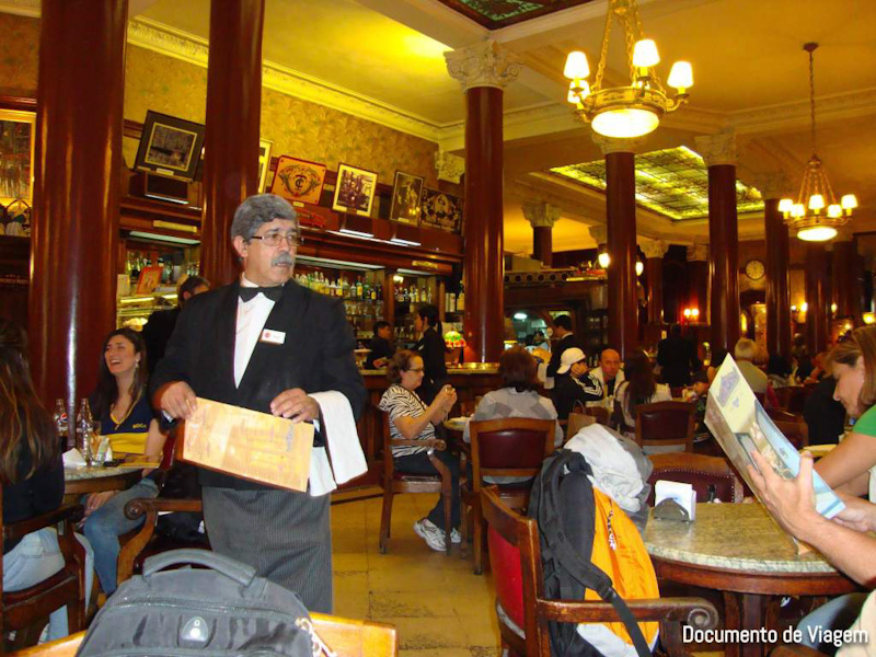 Café Tortoni Buenos Aires