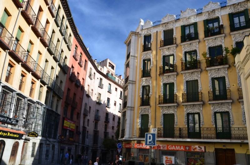Arquitetura de Madrid