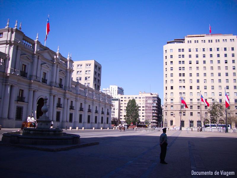 Santiago do Chile pontos turísticos