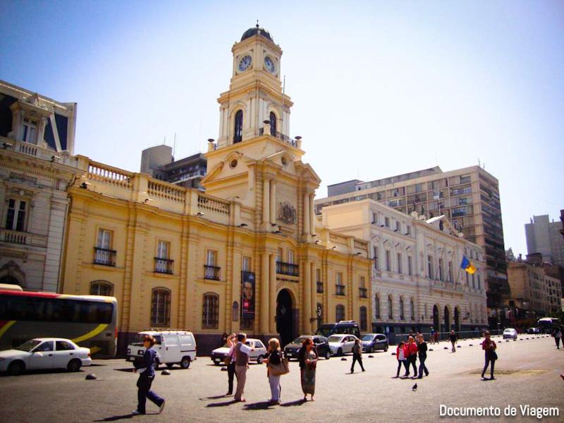 Museu Histórico Nacional Santiago do Chile