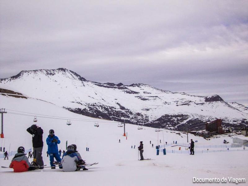 O que fazer no Valle Nevado