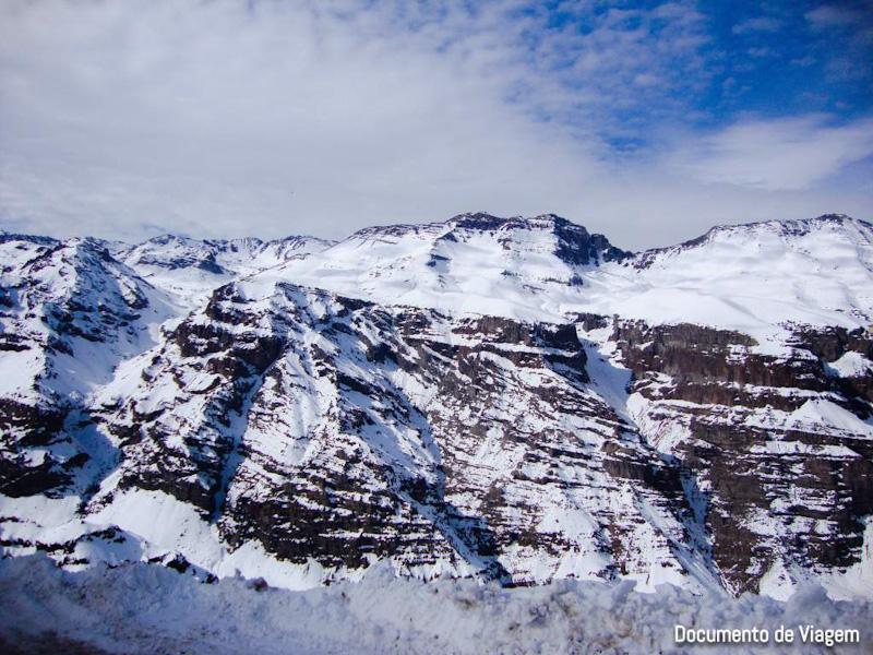 Como ir ao Valle Nevado de Santiago