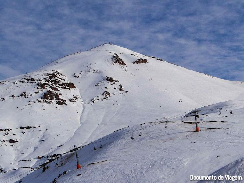 Onde fica Valle Nevado