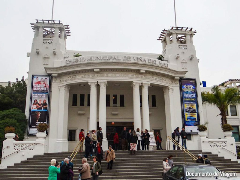 Cassino Municipal de Viña Del Mar